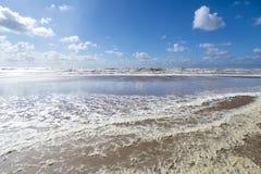 La Mer du Nord de Néerlandais photos libres de droits