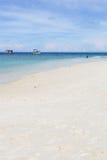La mer et la plage Photographie stock libre de droits