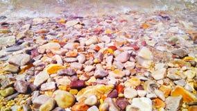 La mer a le paysage le plus beau photographie stock libre de droits