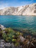 La mer Méditerranée Photographie stock