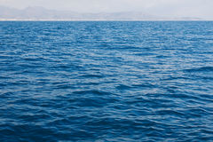 La mer Méditerranée Photo stock