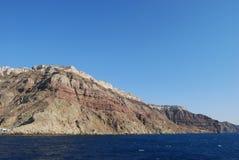 La mer Méditerranée Photographie stock libre de droits