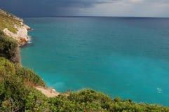 la mer Méditerranée Images stock