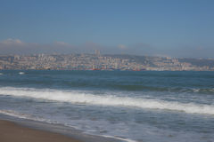 La mer Méditerranée Haifa Israel Photographie stock