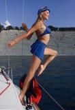 La Mer Noire. Photos stock