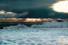 La Mer Noire Photos libres de droits