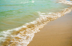 La Mer Noire, constasnta, Roumanie Photos libres de droits