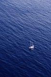 La Mer Noire profonde Photos stock