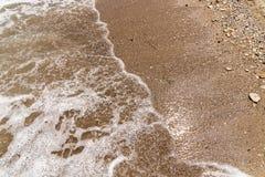 La Mer Noire Shoreline Photos libres de droits