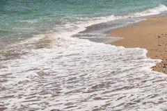 La Mer Noire Shoreline Photographie stock libre de droits