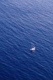 La mer ouverte Images libres de droits