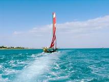 La Mer Rouge Images libres de droits