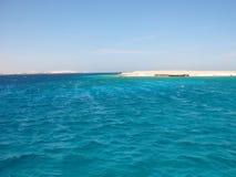 La Mer Rouge Image libre de droits