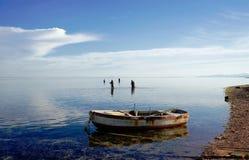 La Mer Rouge Photo stock