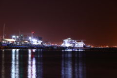 La Mer Rouge dans l'arrêt Sortez demain en mer Images stock