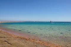 la Mer Rouge de dahab Image libre de droits
