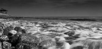 La Mer Rouge de Nuweiba photographie stock libre de droits