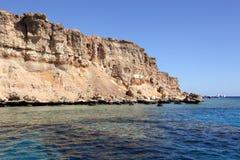 La Mer Rouge, Egypte Photos libres de droits