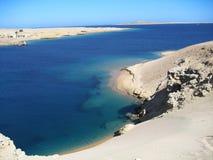 La Mer Rouge, Egypte image stock