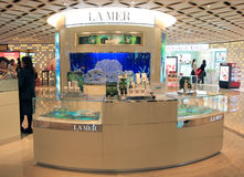 La mer shop in Hong Kong Royalty Free Stock Image