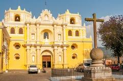 La Merced Church. Antigua,Guatemala Royalty Free Stock Photos