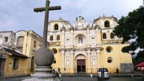La Merced Church, Antigua, Guatemala Stock Photography