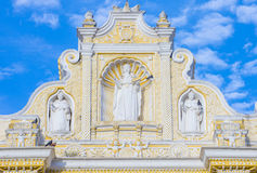 La Merced church Antigua Royalty Free Stock Image