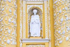 La Merced church Antigua Stock Image