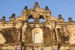 La Merced Church in Granada. Granada, Nicaragua stock photo