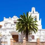 La Merced Church. Is located in Sucre, Bolivia stock image