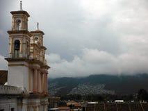 La Merced Church in San Cristobal de las Casas Stock Image