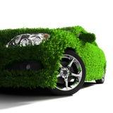 La metafora del verde Fotografie Stock