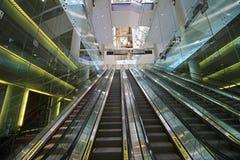 La metropolitana Convention Center a Toronto del centro è situata accanto alla torre 7-27-2018 del CN Fotografia Stock