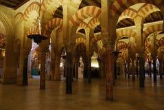 La Mezquita Stock Foto's