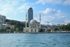 La mezquita Fotografía de archivo