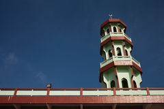 La mezquita Foto de archivo
