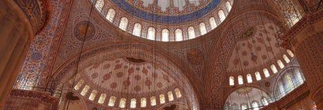 La mezquita azul Foto de archivo