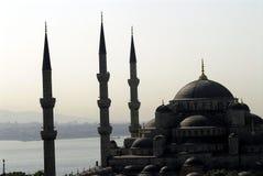 La mezquita azul Imagen de archivo