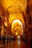 La Mezquita, Cordoba, Spain Royalty Free Stock Photography