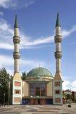 La mezquita de Mevlana Fotografía de archivo libre de regalías