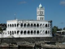 La mezquita de Moroni, grande Comore fotografía de archivo libre de regalías