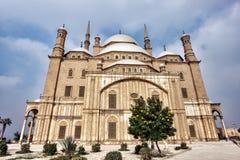 La mezquita de Muhammad Ali, El Cairo, Egipto imagenes de archivo