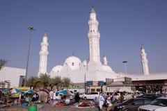 La mezquita de Quba fotos de archivo libres de regalías