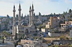 La mezquita en Abu Gosh Imagen de archivo libre de regalías