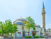 La mezquita en Antalya Imágenes de archivo libres de regalías