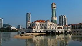 La mezquita flotante