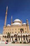La mezquita musulmán Fotografía de archivo