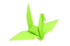 La mia carta di origami dell'opera d'arte Fotografia Stock
