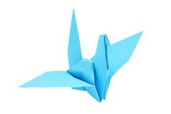 La mia carta di origami dell'opera d'arte Fotografie Stock