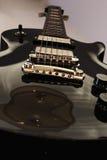 La mia chitarra Immagine Stock